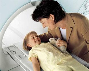 Как проводится МРТ детям