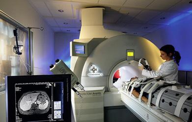 МРТ диагностика печени