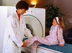 МРТ диагностика головного мозга ребенку